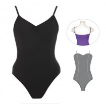 Juliet Leotard - Black - Micro Dri