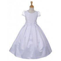 Kate Dress - White