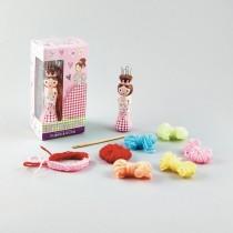 Floss & Rock - Princess - Knitting Doll