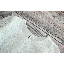 Lace top - Off White