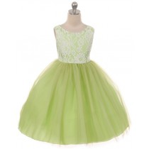 Lauren Dress - Green