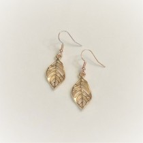 Ara DesigNZ - Leaf Earrings