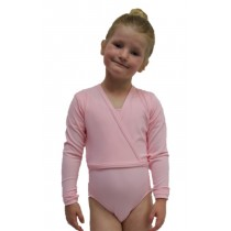 Ballet Crossover Top M.Dri - Pink