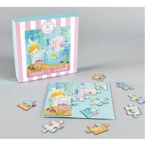 Floss & Rock - Mermaid Magnetic 25pc Jigsaw - Puzzle
