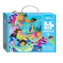 Junior Jigsaw Small: Mystic Mermaids