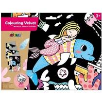 AVENIR - Colouring Velvet Mermaid and her friends