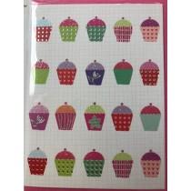 Mini Cupcake Card