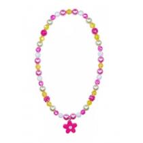 *Pink Poppy Miss Poppy Necklace - Hot Pink