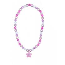 *Pink Poppy Miss Poppy Necklace - Light Pink