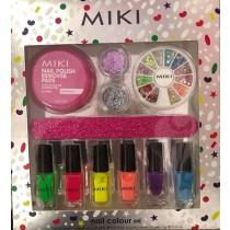 Miki Nail Colour Art