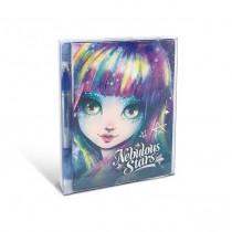 Nebulous Stars - Mini Notebook: Blue