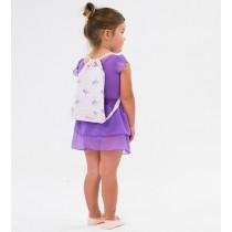 Nina Ballerina Drawstring Bag