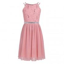 Norah Dress - Vintage Rose