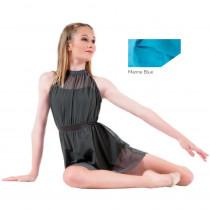 Orbit Dress - Marine Blue