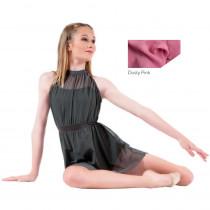 Orbit Dress - Dusty Pink