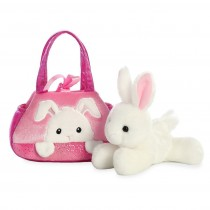 Fancy Pals Plush Peek-A-Boo Bunny