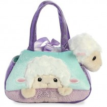 Fancy Pals Plush Peek-A-Boo Lamb