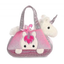 Fancy Pals Plush Peek-A-Boo Unicorn