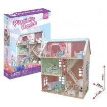 CubicFun: 3D Dollhouse - Pianists House