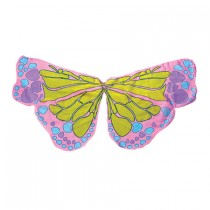Chiffon Multi Coloured Butterfly Wings