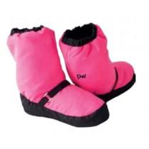 Snuggle Boots (PW Dance) - Fluro Pink