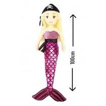 Mermaid Doll - 100cm - Pirate