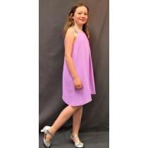Polly Dress - Lilac