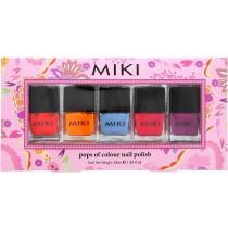 Miki Pops of colour Nail Polish