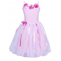 Pink Poppy Rainbow Fairy Dress - Pink - Size 5/6