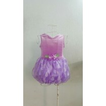 Pumpkin Dress - Mauve