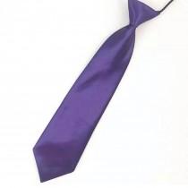 Kids Tie - Purple