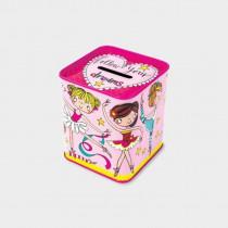 Rachel Ellen - Money Box Tin - Ballerina