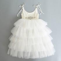 Ruby Dress - White