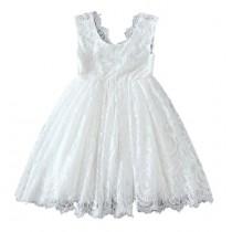 Sadie Dress - Off White