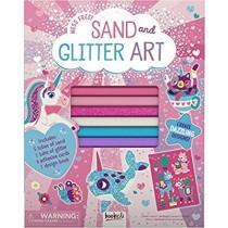 Folder of Fun Sand and Glitter Art