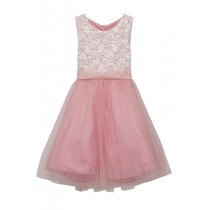 Sasha Dress - Dusty Rose