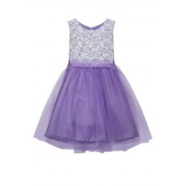Sasha Dress - Lavendar