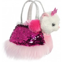 Fancy Pals Shimmers Princess Kitty Pet Carrier