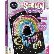 Curious Craft Sequin Creations: Shine on