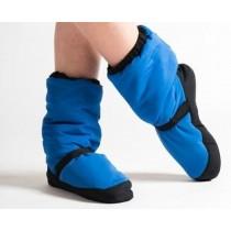 Snuggle Boots (PW Dance) - Royal Blue