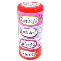 Rachel Ellen Sparkly Things Stackable Tins