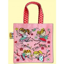 Rachel Ellen Spread A Little Sparkle Tote Bag