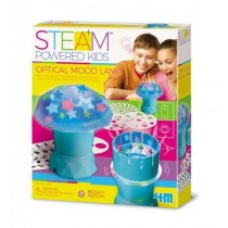 4M STEAM Powered Girls Optical Mood Lamp Kit