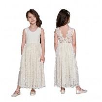 Summer Dress - Vintage Cream