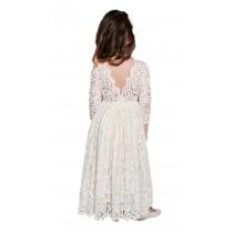 Suzy Dress - Vintage Cream