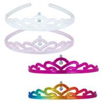 Pink Poppy Tiara Headband