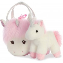 Fancy Pals Plush Tulip Unicorn