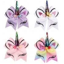 Unicorn Hair Ties