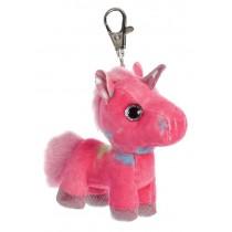 Aurora Rainbow Unicorn Clip On