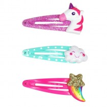 *Pink Poppy Magical Hair Clip Set